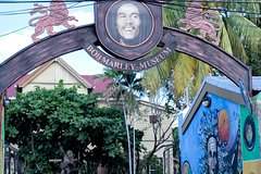 Bob Marley Museum in Kingston and Blue Mountain from Grand Palladium and Negril