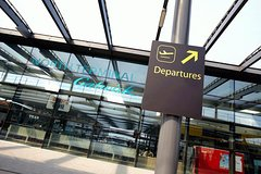 Imagen Private Departure Transfer: Central London to Gatwick Airport