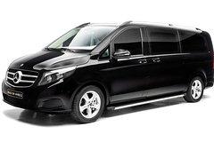 Akaroa - Christchurch City Tour - Akaroa Private 1-5 Passengers Mercedes Minivan