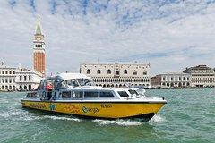 Airport - Venice Waterbus Ticket