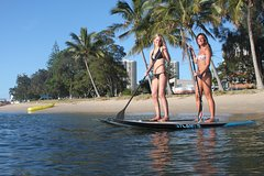 Stand Up Paddle Boarding Lesson