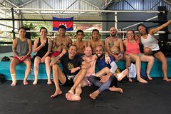 7 or 14 Days Kun Khmer Training Camp and Accommodation in Siem Reap Cambodia