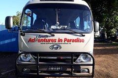 Shuttle transfer to Port Vila Airport
