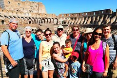 Ancient Rome Tour: Explore Colosseum, Roman Forum & Palatine Hill with