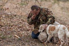 Truffle hunting of San Miniato