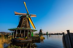 Amsterdam country side tour by car