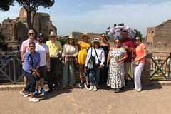 All Rome in a Day Guided Tour Vatican,Sistine Chapel, Colosseum & Panth