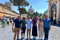 Skip-the-line Vatican City Tour with Sistine Chapel and St Peters Basilica