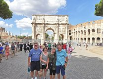 Skip the line Colosseum Roman Forums Pantheon Trevi Fountain & City Hig