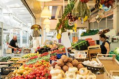 Small Group Market tour and Cooking class in Genoa