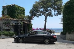 Private Tour: Amalfi Coast from Sorrento with Mercedes Sedan