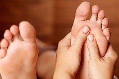 Reflexolgy ( foot massage )