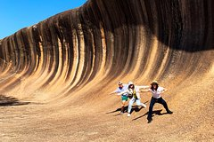 The Big Wave Rock (Private) Day Tour