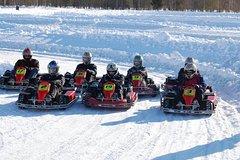 Riga Ice Go Karting
