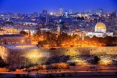 full day tour Jerusalem price per van up to 6 people