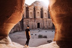 2 Day Trip to Petra and Little Petra From Amman