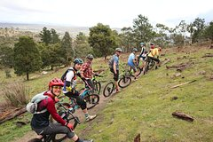 Mountain Bike Day Tour, 2 locations, 4 hrs riding, Holgate's Brewery lunch