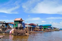 Countryside and Floating Village