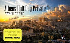 Athens Half Day Private Tour With An Escort-