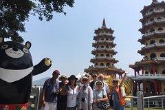 Zuoying Lotus Pond- Half Day Tour
