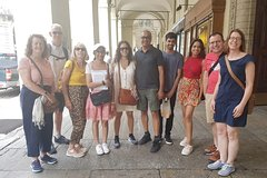 Torino Quick Overview: City Center Walking Tour with Local Guide