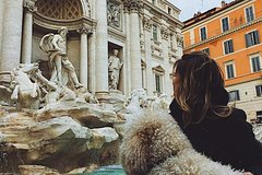 Rome like a golden doodle