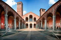 Milan discover main churches, private guided tour