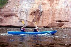 Riga Canoeing Experience
