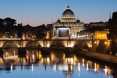 Romantic Rome by night: 2hours private tour