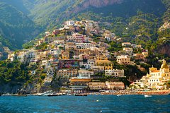 VIP Amalfi Coast small group tour from Sorrento