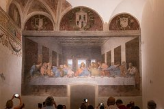 Milan Art Tour: Da Vincis The Last Supper and the Church of San Maurizio al
