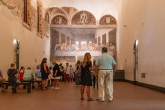 Skip the Line: Essential Milan Tour Including Da Vincis The Last Supper