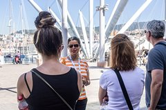 Guided tour of Genoa with authorized local guide