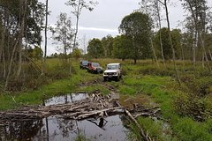 Riga Off Road Adventure