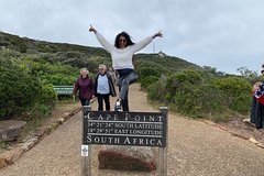 Cape Town Small Group Tour To Cape Point Penguins With Table Mountain Ticket-