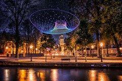 Amsterdam Light Festival - 90 min Private Boat Tour / Canal Cruise
