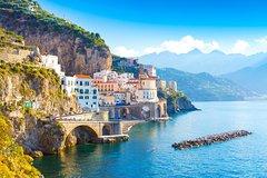 Amalfi Coast Experience - Positano, Amalfi & Ravello