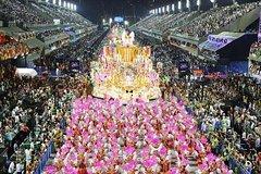 Carnival Parade - Sambodromo - Tickets