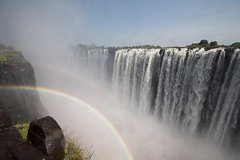 Victoria Falls Day trip from Chobe or Kasane