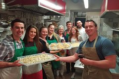Hand Made Fresh Pasta Cooking Class and Wine Tasting