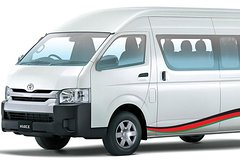 Airport Transfer from JKIA to City Hotels - Return