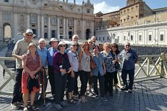 Private Shore Excursion from Civitavecchia with English speaking driver (10