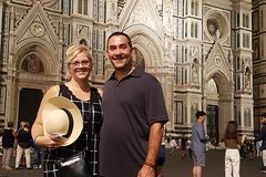 Florence by Night Guided Walking Tour:Duomo Old Bridge & All Must-See H