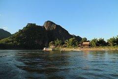 Afternoon Pak Ou Caves / Sunset Mekong Cruise