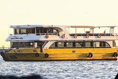 2 Hours Bosphorus Boat Tours with Golden Horn