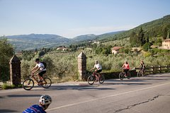 Florence & Tuscan Country Sunset / Morning Bike (or E-Bike) Tour &