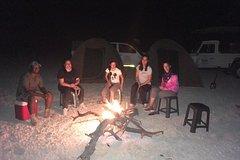 Botswana-Savuti 3 nights camping