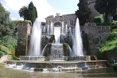 Private Tour - Tivoli and Wine Tasting: full-day tour from Rome with lunch