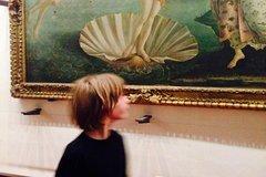 Uffizi Museum Family Tour Italy