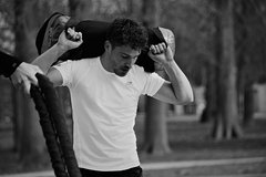 Challenging training bootcamp at We are Fit